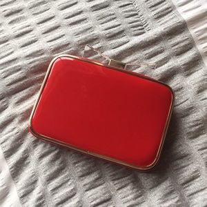 Urban Expressions Red Clutch
